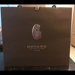 Goyard médium bag - original and brand new